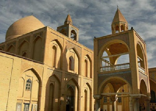 Powerpoint file of Vank Cathedral in Esfahan-پاورپوینت کلیسای وانک  به زبان انگلیسی